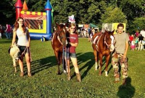 Events - Pony Rides | On Course Equestrian Services