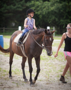 Riding Lessons at On Course Equestrian Services